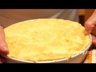 Торт Рафаэлло - Простой Рецепт от Бабушки Эммы - 720x540