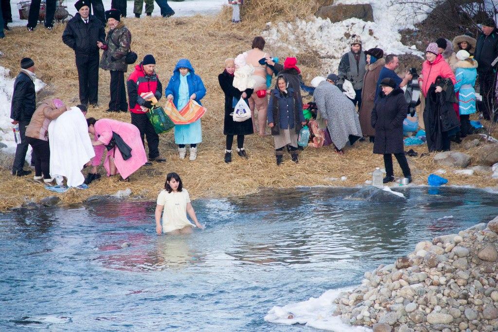 В Зеленчукском районе организованы 7 мест для купания на Крещение