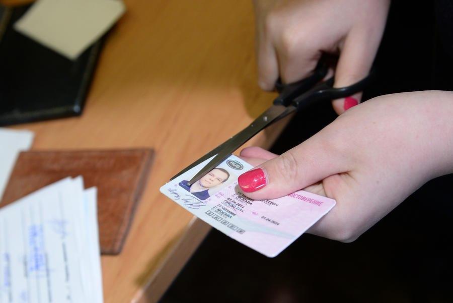 Автомобилистов начнут лишать водительских прав за долги