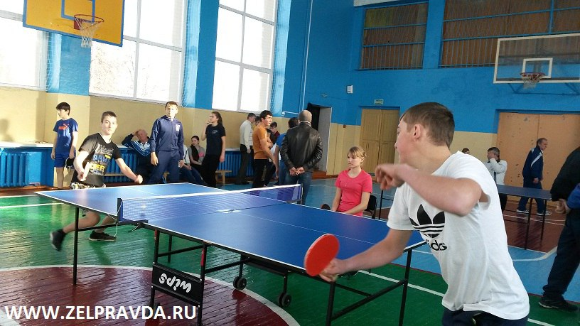 В станице Зеленчукской прошли районные соревнования по настольному теннису
