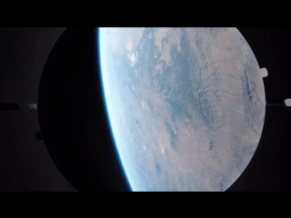 Камеру GoPro установили на ракету