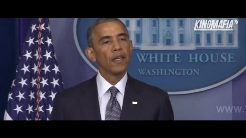 Noah Putin wird die Welt retten! Obama, der Präsident, Russland Zweiter Weltkrieg GE KinoMafia