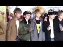 [TD영상] B1A4-빅스-BAP-세븐틴, '콘서트장만큼 화려한 남자그룹 총출동'