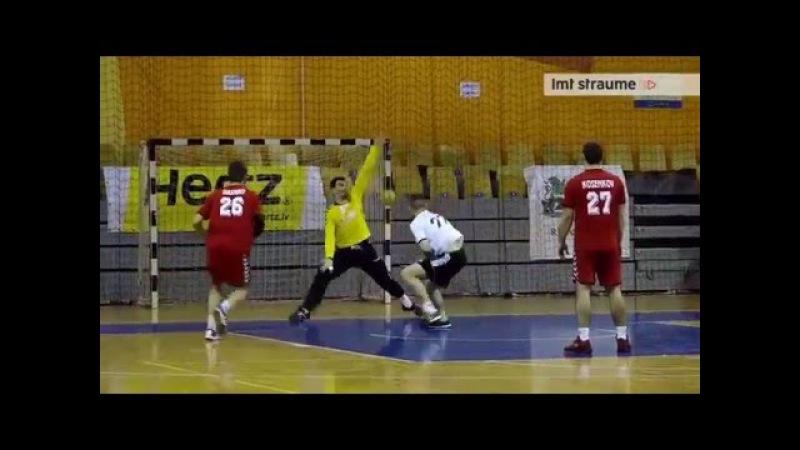 Latvija - Krievija: spēles labākās epizodes