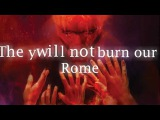 Cain's Offering - I Will Build You a Rome (Official  Studio 2015  Liimatainen Kotipelto Johansson)