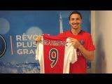 Le message de Zlatan aux fans de l'Ajax - vidéo Dailymotion