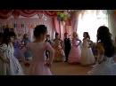 Парный танец на выпускном в детсаду