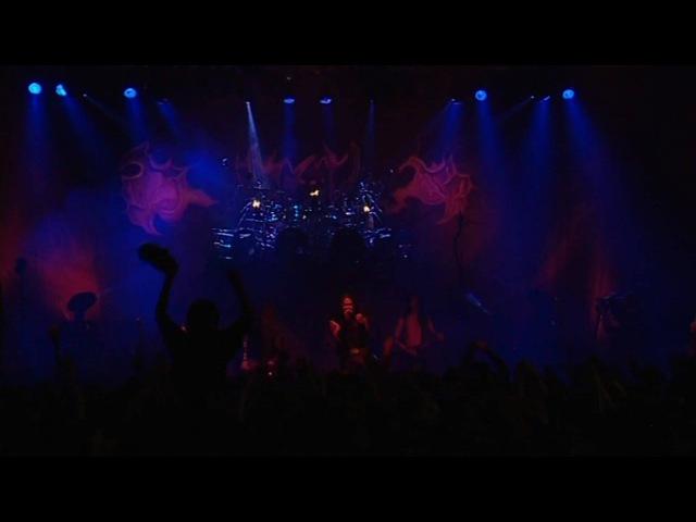 HammerFall - Templars of Steel (Live at Lisebergshallen, Sweden, 2003) 1080p HD