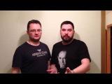 Владос и Половинкин приглашают на Stand Up