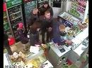 Жестокая драка в магазине 18