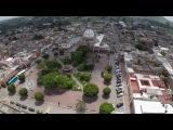 Mexico - La Union de San Antonio desde el aire!