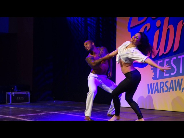 Natasha Terekhina William Dos Santos Performance Zouk Soul @ Zouk Libre 2016