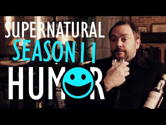 Supernatural ● so glad the world is ending
