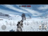 STAR WARS Battlefront Beta ОБТ первые минуты Часть 8