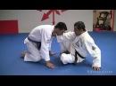 Gracie Jiu Jitsu Ryron Gracie Open Guard Loop Choke