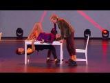 Танцы: Митя Стаев, Елена Платонова и Алексей Карпенко (Alt-J – Breezeblock) (сезон 2, серия 18)