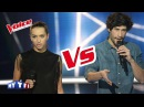 Justin Timberlake – Cry Me a River | Derya Yildirim VS MB14 | The Voice France 2016 | Battle