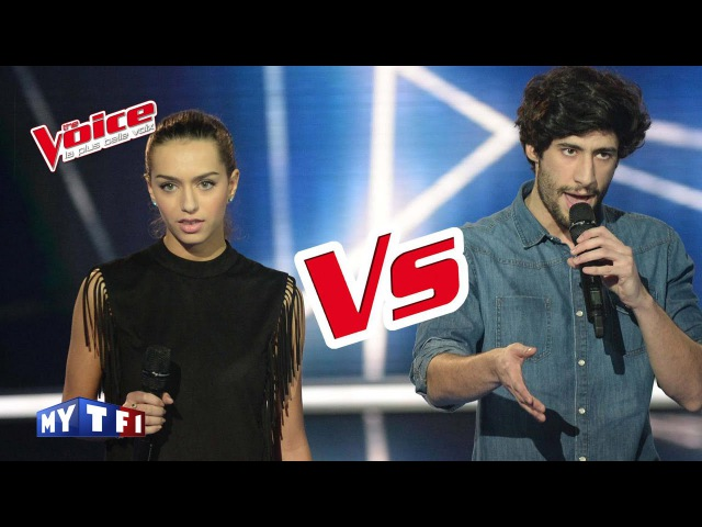 Justin Timberlake – Cry Me a River | Derya Yildirim VS MB14 | The Voice France 2016 | Battle