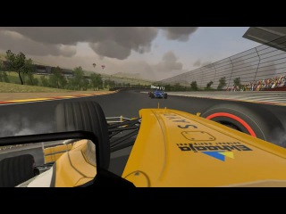 Go Fast Car!