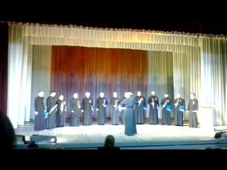 Патриарший мужской хор Заиконоспасского монастыря Благозвонница