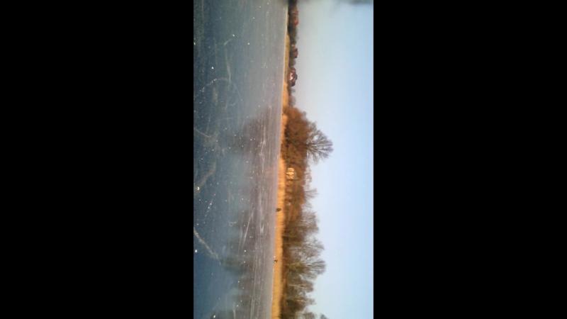 катание на каньках посёлок заозерье на речки 6 января 2016 год