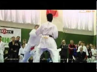 Эпизод 4. Сиро Асано. Школы и мастера. Сётокан каратэ. Боевые искусства мира.