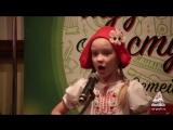 Варвара Карачева –  «Песенка красной шапочки»