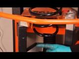 Замена передних амортизаторов KYB на FIAT Panda II (169)