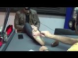 Matias Ferreira  Feet Interview