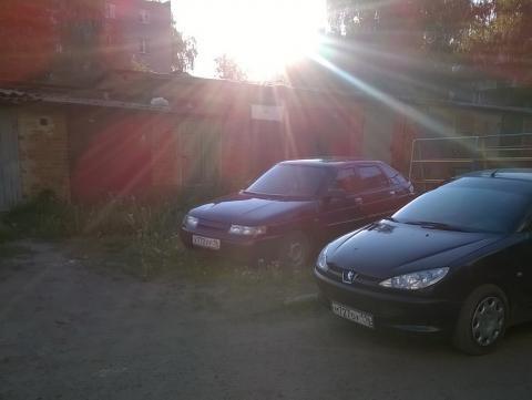 Житель Чистополя пожаловался на припаркованный на детской площадке автомобиль – «Народный контроль»