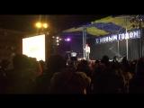 Новогодняя ночь в Пскове 1.01.2016