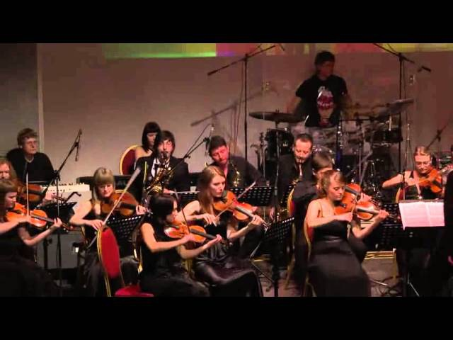 Aphrodite Style from the dark side orchestral version