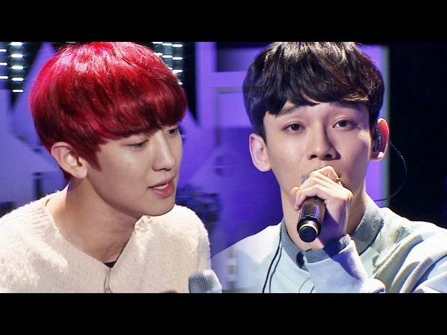 24 мая 2016 г. EXO, '2016 다시 사랑한다면'♪ 슈가맨 32회