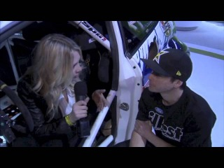 GRC's Exclusive Interview With Tanner Foust At The 2013 Chicago Auto Show