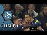 Goal Zlatan IBRAHIMOVIC (61) / AS Saint-Etienne - Paris Saint-Germain (0-2)/ 2015-16