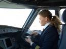 В Ростовском Аэропорту появились девушки-пилоты
