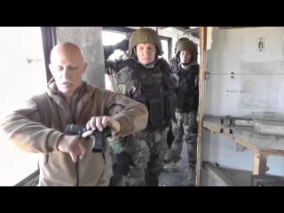 Russian Special Forces SPETSNAZ Commander Lessons to SOBR
