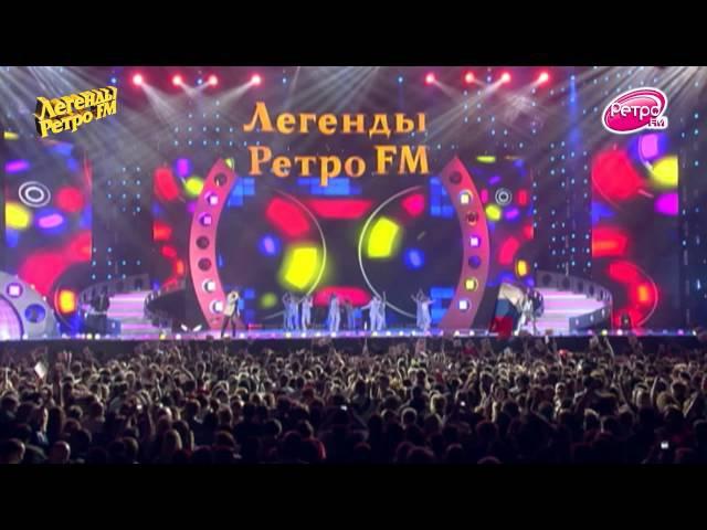 Рома Жуков - Я люблю вас девочки (Легенды Ретро FM 2010)