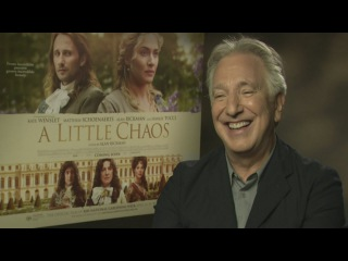 RIP ALAN RICKMAN: Our final interview with the actor and director