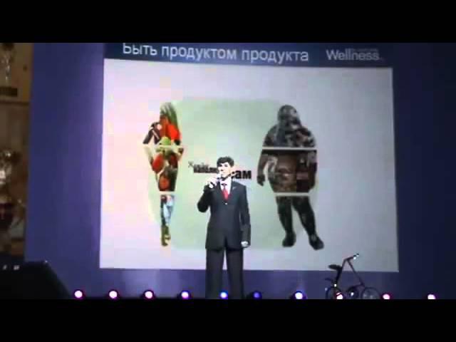 ЧМ по гиревому спорту Сергей Калашников о Wellness by Oriflame
