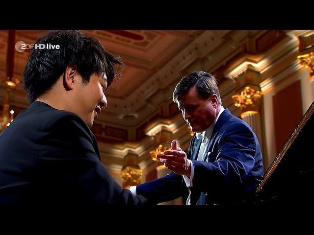 Staatskapelle Dresden. New Years Eve Concert 2015 – Lang Lang, Christian Thielemann (HD 1080p)