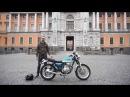 Honda CB400SS полный обзор Full review
