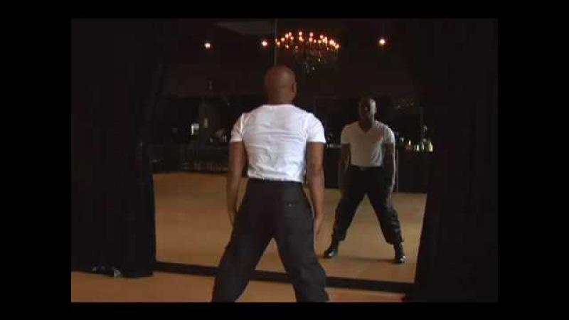 Michael Jackson's Drill Dance Instructional Video with Associate Director/Choreographer Travis Payne