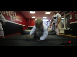 Школа боевых искусств Дмитрия Носова детская тренировка