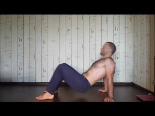 5 простых упражнений от болей в спине.