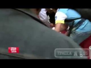 Украина, Маски революции. Фильм Поля Морейры. Русский перевод