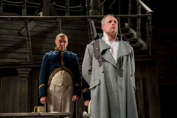 Последняя любовь Наполеона. Премьера в Молодежном театре на Фонтанке