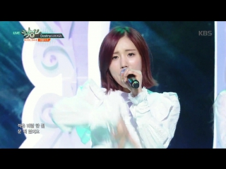 Lovelyz- Destiny @ 160429 Music Bank