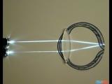 Модель оптической системы глаза