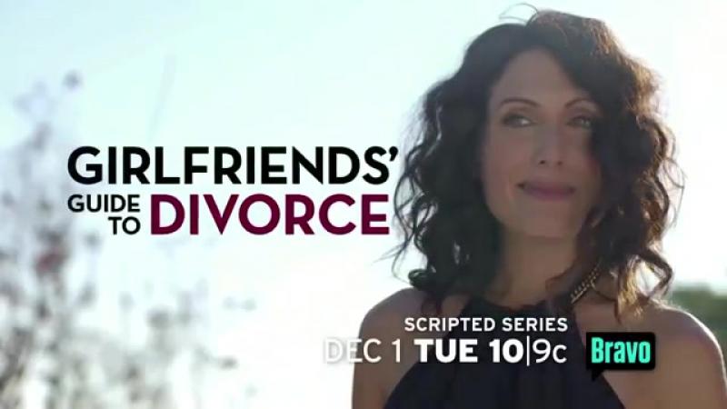Инструкция по разводу для женщин (2 сезон) / Трейлер / Girlfriends' Guide to Divorce (Season 2) / Trailer.